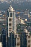 Arranha-céus da cidade Imagem de Stock