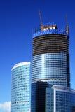 Arranha-céus da cidade Fotografia de Stock Royalty Free