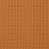 Arranha-céus de madeira das venezianas da textura Fotos de Stock Royalty Free