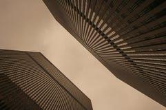 Arranha-céus de New York Foto de Stock
