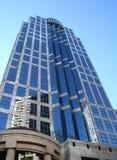 Arranha-céus de Seattle Fotografia de Stock