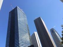 Arranha-céus de Shinjuku Imagens de Stock