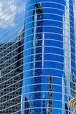 Arranha-céus de vidro Fotografia de Stock Royalty Free