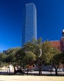 Arranha-céus do centro de Dallas Imagens de Stock Royalty Free