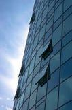Arranha-céus do centro de negócios Foto de Stock Royalty Free