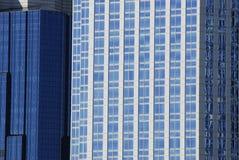 Arranha-céus - edifícios modernos Fotografia de Stock Royalty Free