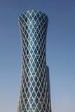Arranha-céus em Doha, Qatar imagem de stock royalty free