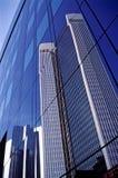 Arranha-céus em Francoforte Foto de Stock