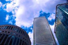 Arranha-céus em Londres Fotografia de Stock Royalty Free