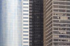 Arranha-céus em Manhattan Imagem de Stock Royalty Free