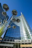 Arranha-céus em Milão Fotos de Stock Royalty Free