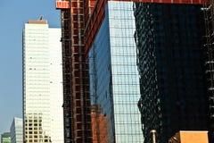 Arranha-céus em New York Fotos de Stock