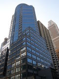 Arranha-céus em New York Fotografia de Stock Royalty Free