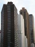 Arranha-céus em New York City Fotografia de Stock