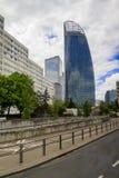Arranha-céus em Paris - La Defanse Fotografia de Stock Royalty Free