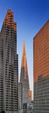 Arranha-céus em San Francisco Fotos de Stock