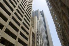 Arranha-céus em San Francisco fotografia de stock
