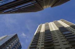 Arranha-céus em Sao Paulo Imagens de Stock