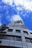 Arranha-céus em Varsóvia Imagens de Stock Royalty Free