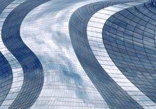 Arranha-céus futurista imagem de stock