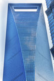 Arranha-céus Liujiashui Shanghai China do centro financeiro de mundo Imagem de Stock Royalty Free