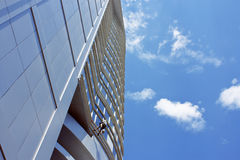 Arranha-céus mais limpo Imagem de Stock