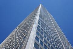 Arranha-céus moderno Fotos de Stock Royalty Free