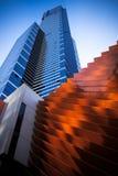 Arranha-céus moderno Fotografia de Stock Royalty Free