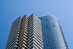 Arranha-céus modernos Imagem de Stock