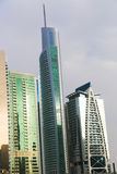 Arranha-céus modernos Imagens de Stock Royalty Free