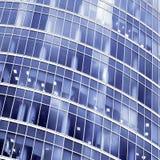 Arranha-céus modernos novos do edifício do negócio Imagens de Stock Royalty Free