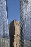 Arranha-céus - New York fotos de stock