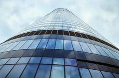 Arranha-céus - torre do céu em Wroclaw Imagem de Stock Royalty Free