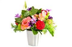 Arranjo de flor Imagens de Stock