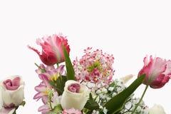 Arranjo de flor de Arficial Foto de Stock Royalty Free