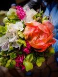 Arranjo de flor formal Foto de Stock Royalty Free