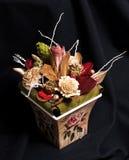 Arranjo de flores Fotografia de Stock