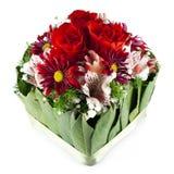 Arranjo floral Fotos de Stock Royalty Free
