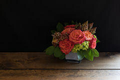 Arranjo floral Imagens de Stock