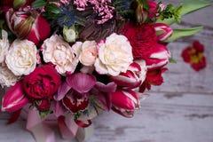 Arranjo floral bonito Imagem de Stock