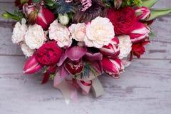 Arranjo floral bonito Foto de Stock