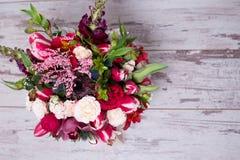 Arranjo floral bonito Imagem de Stock Royalty Free