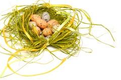 Arranjo floral de Easter fotografia de stock royalty free