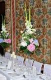 Arranjos de flor Imagem de Stock Royalty Free