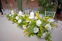 Arranjos florais Fotografia de Stock Royalty Free