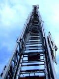 Arranque de cinta del departamento de bomberos Imagen de archivo libre de regalías