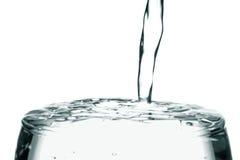 Arranque del agua pura Foto de archivo libre de regalías