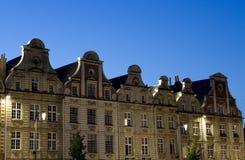 Arras Grand Place Stock Photo
