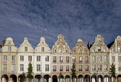 Arras-großartiger Platz Stockbilder