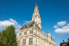 Arras Town Hall and Belfry Stock Image